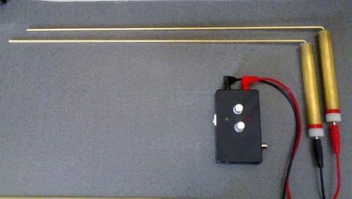 آموزش روش ساخت ردیاب آنتنی,نحوه ساخت فلزیاب آنتنی یا طلایاب آنتنی یا گنج یاب آنتنی