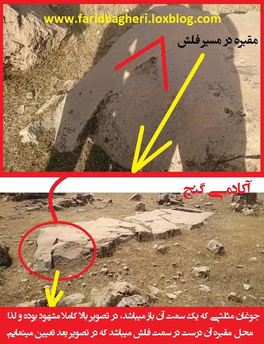 معنی و مفهوم نشانه مثلث در گنج و دفینه یابی,علامت و نماد مثلث در گنج یابی نشانه چیست؟
