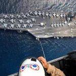 فوری : رزمایش و مانور مشترک آمریکا انگلیس فرانسه در خلیج فارس برای جنگ با ایران