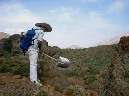 حوادث تلخ و مرگبار برای جستجوگران گنج و دفینه و اشیای زیرخاکی و عتیقه های باستانی