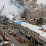 شهادت ۳ آتش نشان در آتش سوزی ساختمان پلاسکو تصاویر و فیلم از پلاسکو