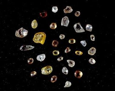 سنگ های قیمتی - الماس