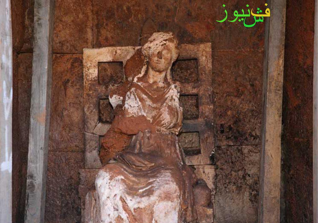 مجسمه گنج ترکیه