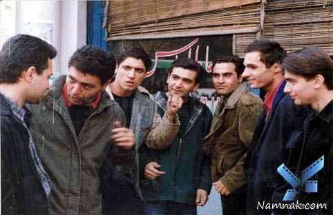 فریبرز عرب نیا ، پارسا پیروزفر ، بهزاد خداویسی ، رامین پرچمی ، حسن جوهرچی ، محمد رجبی ، مهدی خیامی