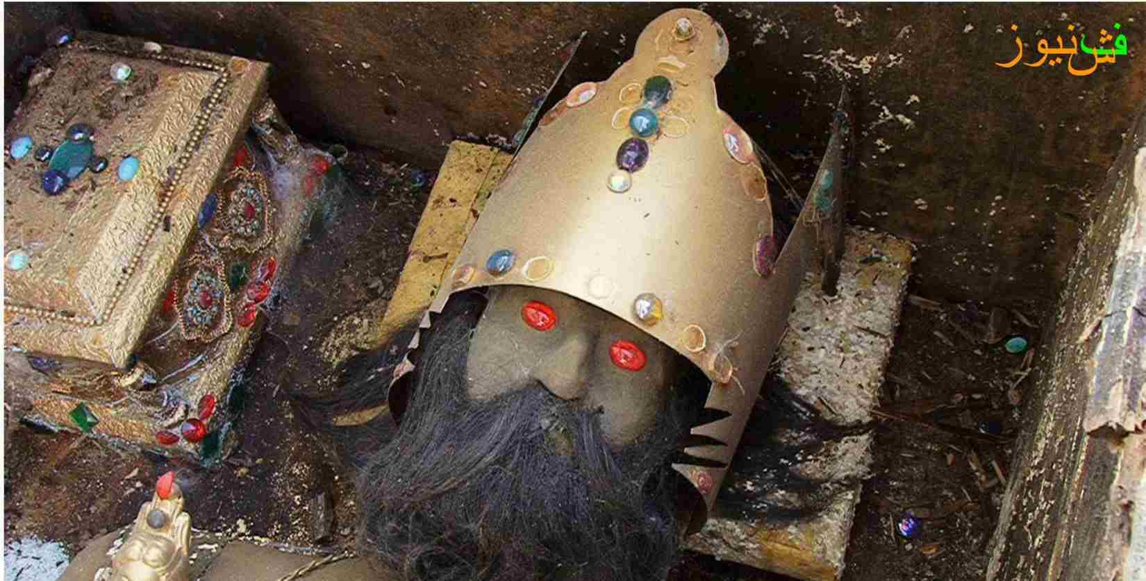 داستانهای واقعی یافتن گنج دفینه کوزه های پر از سکه طلا زیرخاکی
