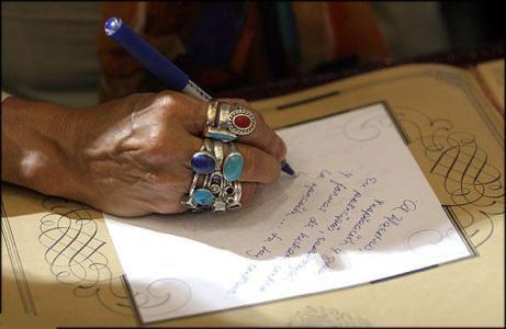 قانون مجازات اسلامی درباره رمالی دعانویسی و فال گیری و نوشتن دعا سحر و جادو