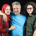 گفتگو و مصاحبه خاطره انگیز با حسن جوهرچی و همسر و فرزندش + تصاویر و عکس
