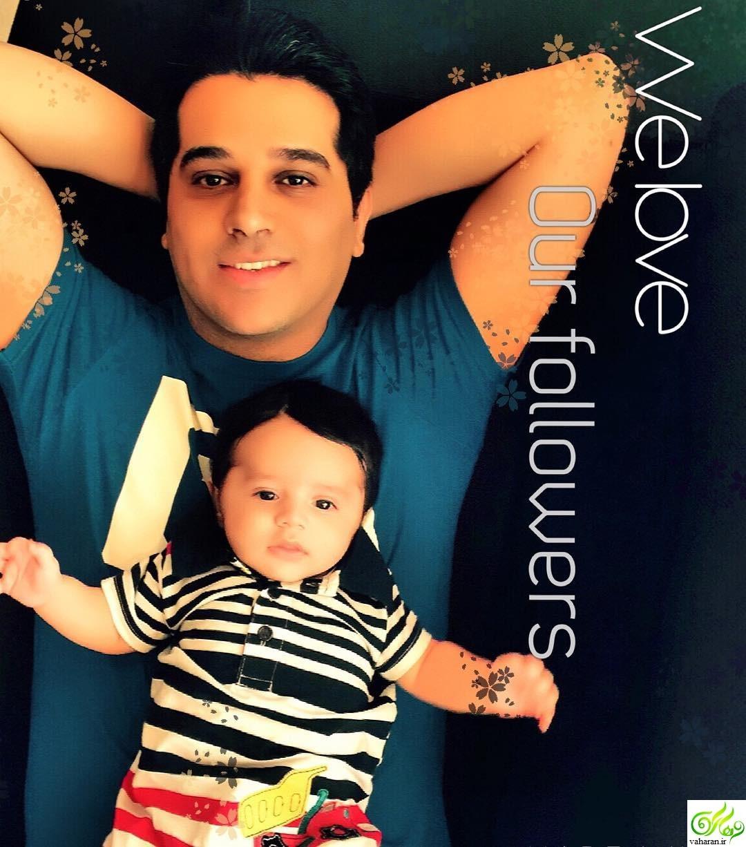 حمید عسکری مهمان برنامه خندوانه ۱۰ فروردین ۹۶ بیوگرافی و عکسهای حمید عسکری و همسرش و پسرش