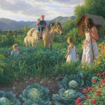 تعبیر خواب دیدن مزرعه،معنی مزرعه در خواب