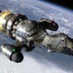 اطلاعاتی درباره فضاپیما یا ماهواره شوالیه سیاه که در مدار زمین می چرخد
