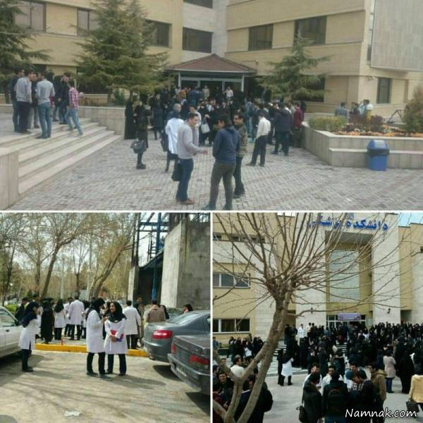 جزییات کامل زلزله ۶ ریشتری در مشهد + اخبار جدید از تعداد کشته ها و مصدومین زلزله مشهد