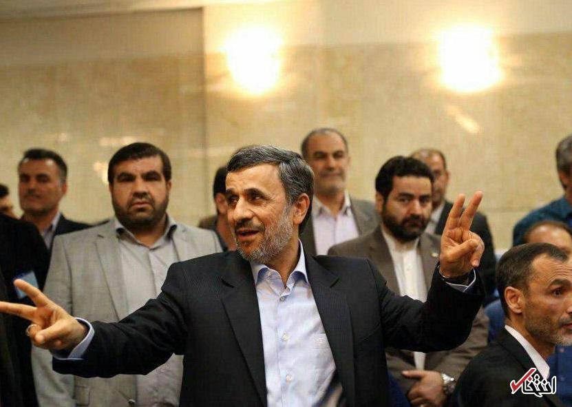 ثبت نام محمود احمدی نژاد در انتخابات ریاست جمهوری,احمدی نژاد کاندیدای رئیس جمهوری شد