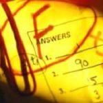 تعبیر خواب دیدن امتحان -درس ، معنی امتحان -درس در خواب