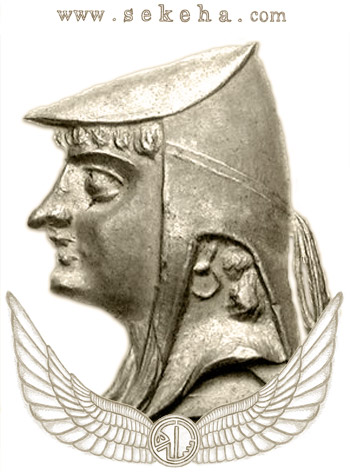 عکس سکه های دوره پادشاهی ارشک اشکانی,نقوش و علائم موجود بر روی سکه های دوره ارشک اشکانیان