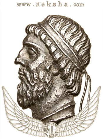 سکه های دوران پادشاهی مهرداد یکم اشکانی - عکس سکه دوره فرمانروایی مهرداد یکم اشکانیان