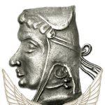 عکس سکه های فریاپات (فری یاپیت سومین پادشاه حکومت اشکانیان