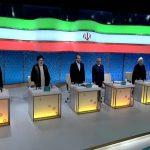 دانلود فیلم دومین مناظره انتخابات ریاست جمهوری نامزدها و کاندیداهای انتخابات سال ۹۶