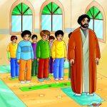 آموزش کامل نماز خواندن به صورت تصویری و مرحله به مرحله