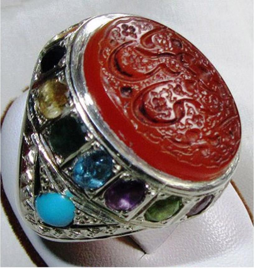 طالاعاتی درباره سنگ عقیق یمانی بهترین عقیق از نظر رنگ
