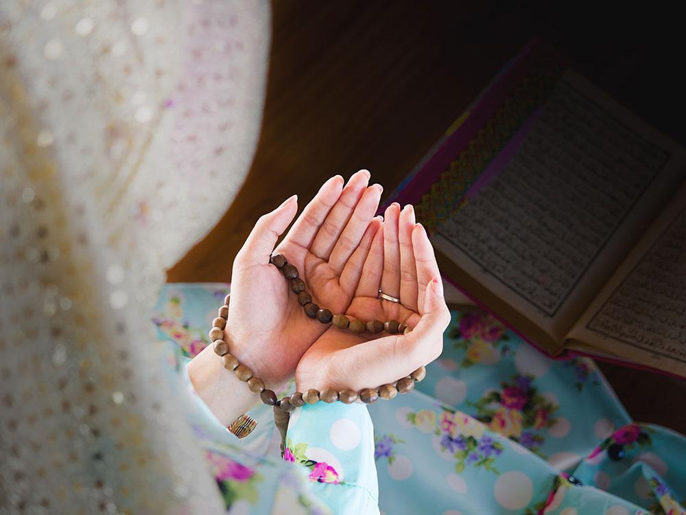 ذکر و دعای جهت زیاد شدن رزق هر روز خوانده شود