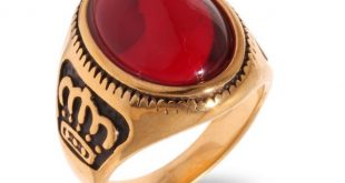 توصیه حضرت محمد به امام علی (ع) درباره انگشتر عقیق قرمز