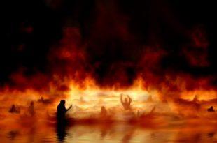 طبقات پایین جهنم جایگاه چه انسان هایی است ؟ کدام قسمت از جهنم شلوغ تر است ؟!