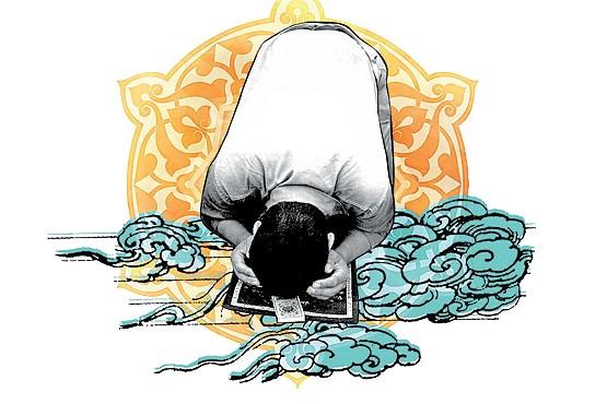 نماز و جلوگیری از فحش (انسانی که اهل فحشا و منکر باشد توفیق خواندن نماز مقبول را ندارد)