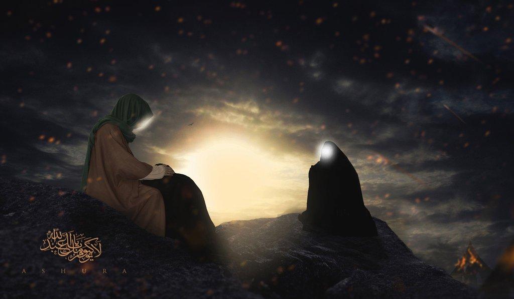حضرت جبرئیل از عرش الهی برای پیامبر (ص) چه چیزهایی تعریف کرد