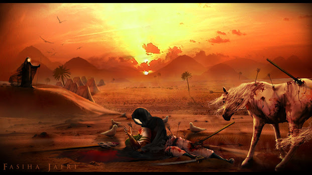 قاتلان امام حسین (ع) و یارانش پس از واقعه کربلا به چه بلاهایی گرفتار شدند ؟