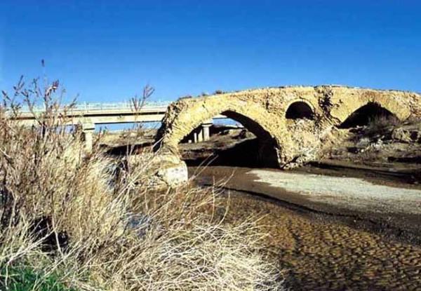 محل دقیق گنج و دفینه های مخفی شده در پل ها