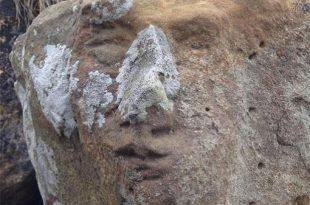 کارشناسی علامت و نشانه رخ انسان در گنج و دفینه یابی