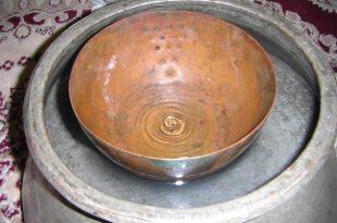 اطلاعاتی درباره ساعت آبی برای اندازه گیری دقیق آب در ایران باستان